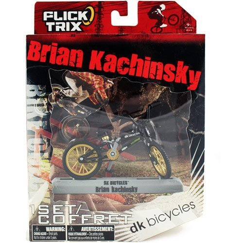 Flick Trix Brian Kachinsky Bike Check [dk bicycles] by Spin Master