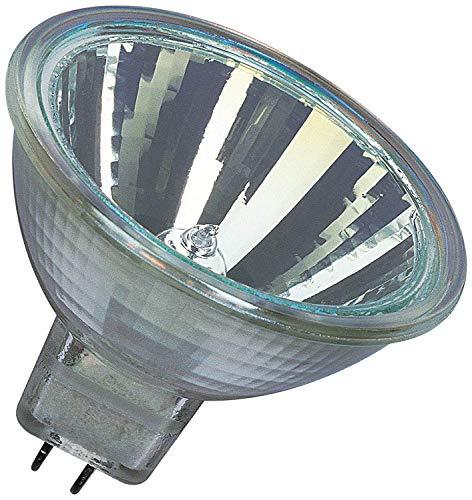 Osram DecoStar Halogen-Reflektor, GU5.3-Sockel, dimmbar, 12 Volt, 35 Watt, 36 ° Abstrahlungswinkel, Warmweiß - 2900K, 2er-Pack