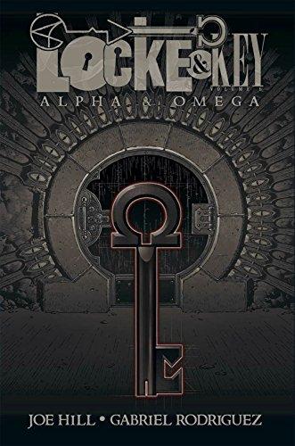 Locke & Key Volume 6: Alpha & Omega [Idioma Inglés]: 06
