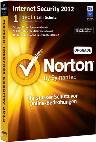 Norton Internet Security 2012 - 1 PC - Upgrade [import allemand]