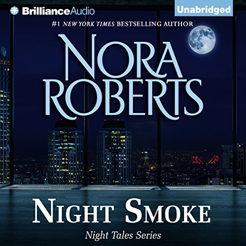 Night Smoke     Night Tales, Book 4              By:                                                                                                                                 Nora Roberts                               Narrated by:                                                                                                                                 Kate Rudd                      Length: 6 hrs and 51 mins     7 ratings     Overall 4.7