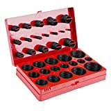 Juntas tricas 3 hasta 50 mm 419 piezas de arandelas de sellado surtido junta de goma anillos de sellado para reparacin de mquinas y sellado seguro
