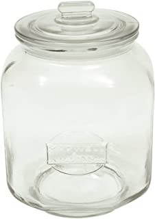 Maxwell Williams Airtight Large Glass Jar with Lid, 7 L