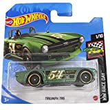 Hot Wheels Triumph TR6 HW Race Day 1/10 2021 (9/250) Short Card
