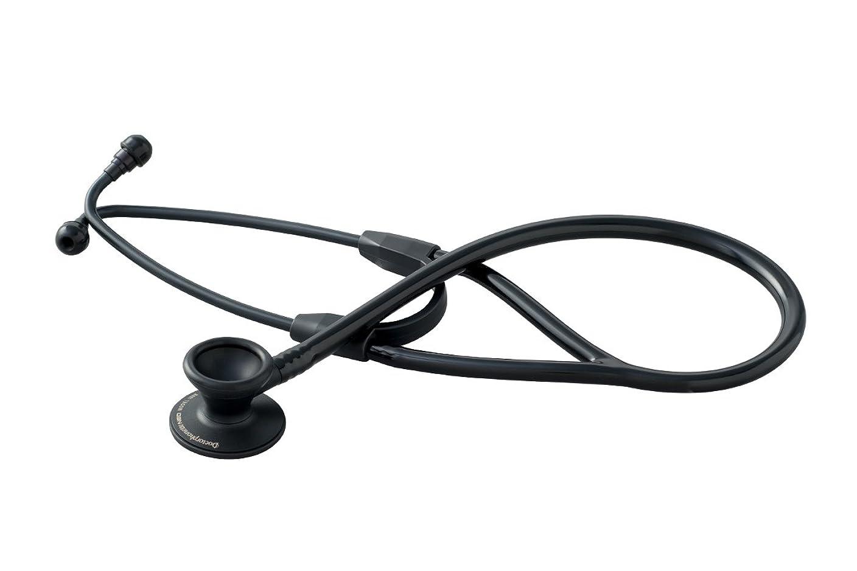 大学どれ石化するケンツメディコ 聴診器 ドクターフォネット ネオ No.188II 医療用 ダブル聴診器 188-2 (ブラックエディション)