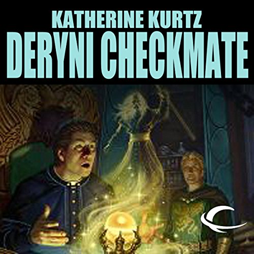 Deryni Checkmate audiobook cover art
