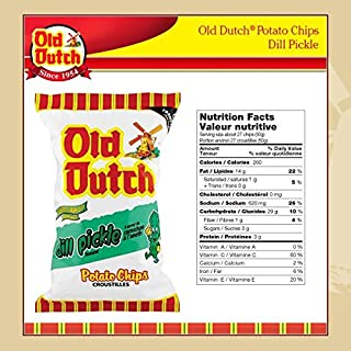 Old Dutch Dill Pickle - 40x40g
