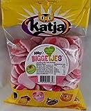 Katja Pink Pig Head Shaped Candy 17.6 oz