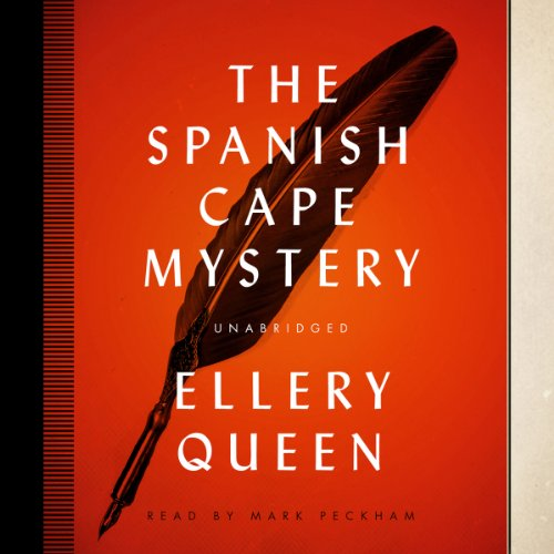 The Spanish Cape Mystery copertina