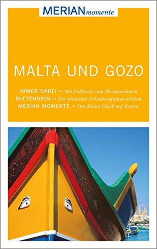 MERIAN momente Reiseführer Malta und Gozo: MERIAN momente - Mit Extra-Karte zum Herausnehmen