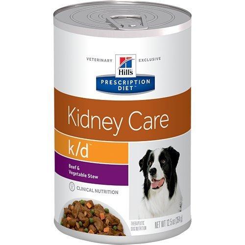 Hill's Pet Nutrition K/d Kidney Care Beef &...