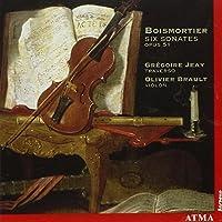 Six Sonatas Opus 51 by J.B. Boismortier (2003-01-01)