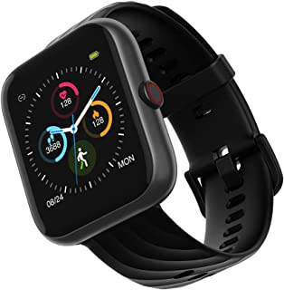 Smart Watch, Virmee VT3 Plus Fitness Tracker 1.5 Inch Touch Screen with Heart Rate Monitor Blood...