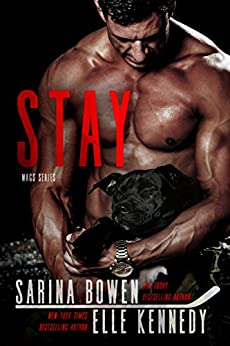 Stay (Wags Book 2) by [Sarina Bowen, Elle Kennedy]