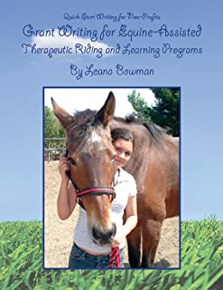 Grant Writing for Equine-Assisted Therapeutic Riding and Learning Programs