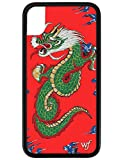 Wildflower Limited Edition Cases for iPhone XR (Red Dragon)