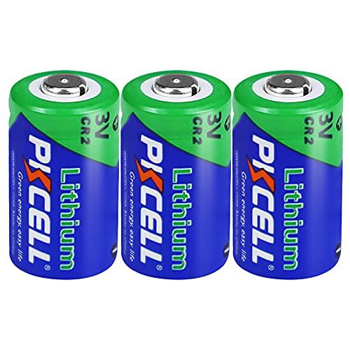 CR2 CR-2 CR15270 Lithium-Kamera-Batterien, 3 V, 850 mAh, 3 Stück