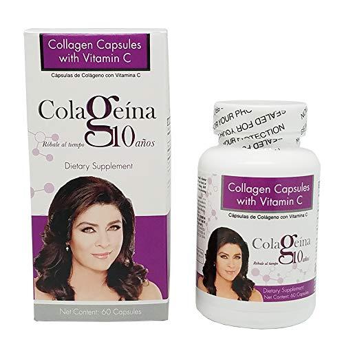Colageina 10 60 Capsules