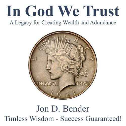 In God We Trust audiobook cover art