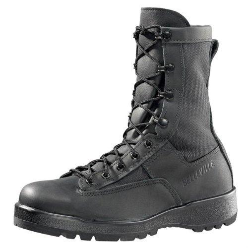 Belleville 770 Waterproof Insulated Combat/Flight Tactical Boot, Black, 5