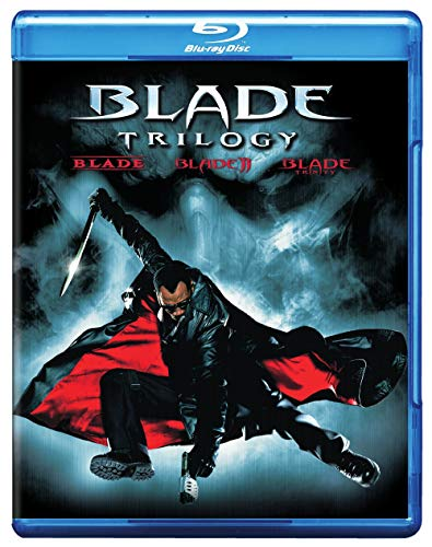 Blade / Blade 2 / Blade: Trinity (BD)(3FE) [Blu-ray]