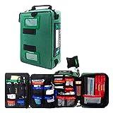 Kit Práctico 255 PCS Bolsa De Primeros Auxilios, De Peso Ligero De Rescate De Emergencia Médica Empaqueta para El Hogar del Recorrido Al Aire Libre De Coches Escuela,Withitems