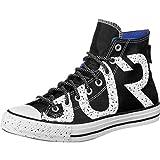Converse Mens Chuck Taylor All Star Hi Gore-Tex Black/White/White Sneaker - 11 Men - 13 Women