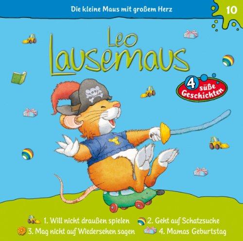 Leo Lausemaus will nicht draußen spielen Titelbild