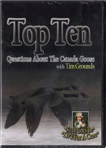 Top Ten Questions About The Canada Goose with Tim Grounds