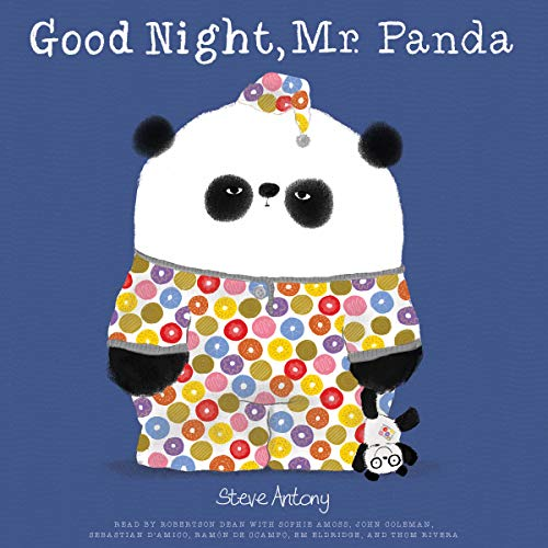 Good Night, Mr. Panda Audiobook By Steve Antony cover art