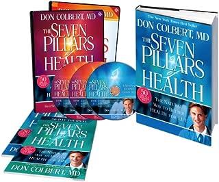 Seven Pillars of Health Personal Health Improvement Kit