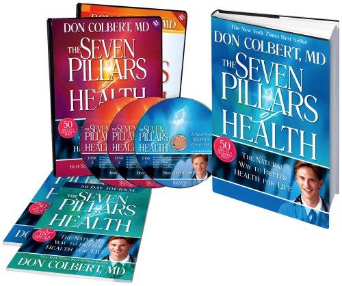 Seven Pillars Personal Health Kit