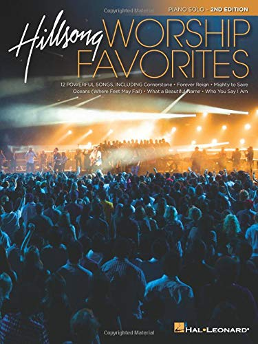 Hillsong Worship Favorites: Piano Solo Songbook