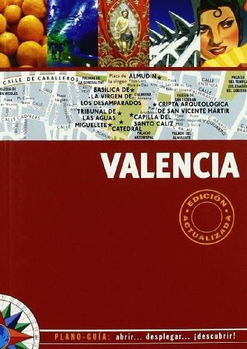 VALENCIA / PLANO-GUIAS: EDICION ACTUALIZADA 2011 (Plano - Guías)