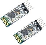 ZHITING 2 Pezzi HC-05 - Ricetrasmettitore RF...