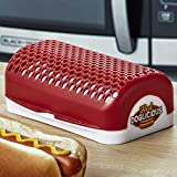 Credly Microwave Hot Dog Cooker