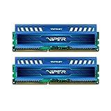 Patriot Memory Performance Viper 3 DDR3 8GB Memory Kit PC3-12800...