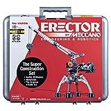 Erector by Meccano Super Construction 25-In-1 Motorized...