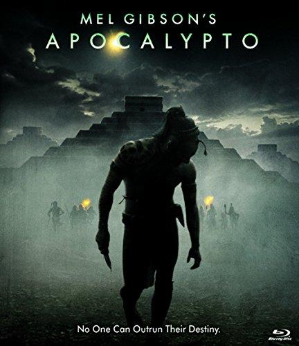 アポカリプト Blu-ray - ルディ・ヤングブラッド, ダリア・ヘルナンデス, ジョナサン・ブリューワー, メル・ギブソン