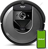 iRobot Roomba i7 (7159) Wi-Fi Connected Robot Vacuum, Charcoal (Renewed)