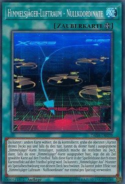 Himmelsjäger-Luftraum - Nullkoordinate - DASA-DE039 - Yu-Gi-Oh - deutsch - 1. Auflage - NIFAERA Spielwaren