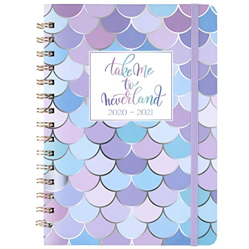 2020-2021 Planner - Academic Weekly & Monthly Planner, 6.4
