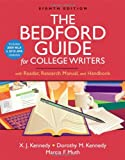 The Bedford Guide for College Writers: With Reader, Research Manual, and Handbook: Includes 2009 Mla and 2010 Apa Updates