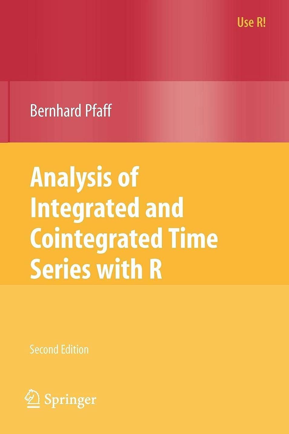 少ない食用彫るAnalysis of Integrated and Cointegrated Time Series with R (Use R!)