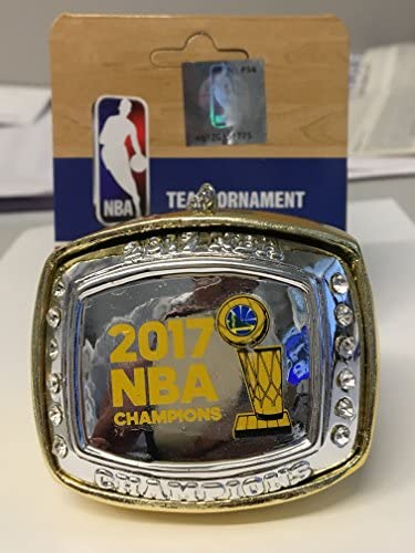 Golden State Warriors 2017 NBA Championship Ring Ornament product image