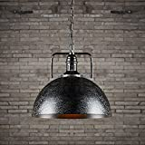 BAYCHEER Retro Interior Leuchten - Lámpara de techo Araña Estilo industriales para...