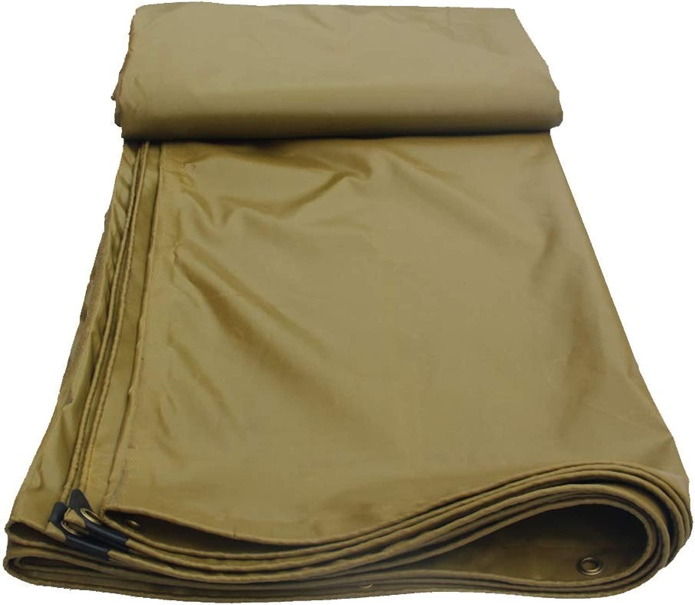 タープ 防水シートのテントの防水防水シートポリ塩化ビニールの雨布商品の保護カバー - 屋外の屋根のプールのためのポンチョ530g-0.5mm ターポリン (Size : 5x10m)