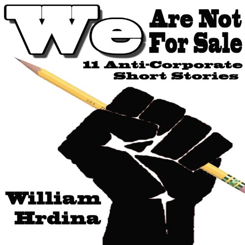We Are Not For Sale audiobook cover art