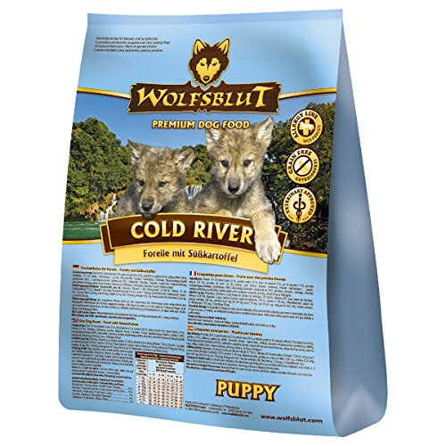 Wolfsblut Cold River Puppy, 1er Pack (1 x 500 Grams)