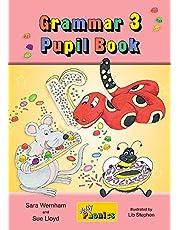 Grammar 3 Pupil Book: In Precursive Letters (British English edition)